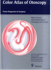 Color Atlas of Otoscopy