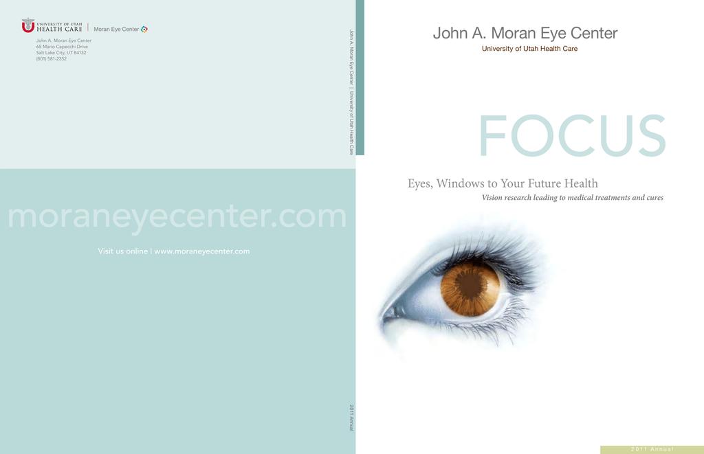 John A. Moran Eye Center University Of Utah Health 8587b506202a