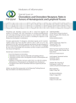 Mediators of In ammation Special Issue on Chemokines and