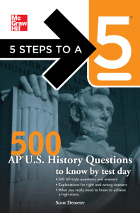 500 AP US History Questions to Know by Test Day