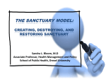 the sanctuary model - Trauma Talks Conference