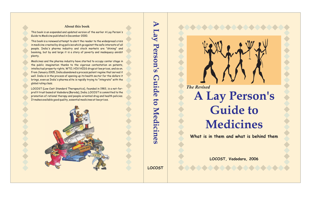 A Lay Person S Guide To Medicines