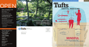 mindful - Tufts University School of Dental Medicine