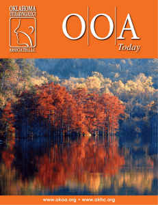 PDF, 2.69MB - Oklahoma Otolaryngology Associates, LLC