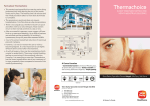 Thermachoice - Ramsay Sime Darby Health Care