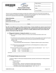 Marcus Autism Center Provider Information Form
