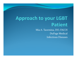 Mia A. Taormina, DO, FACOI DuPage Medical Infectious Diseases