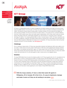 ICT Group