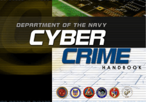 Department of the Navy - Department of Navy Chief Information Officer