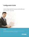 Configuration Guide  How to Configure a BYOD Environment with the DWS-4026