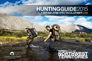 hunting operators - Spectacular Northwest Territories