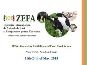 ZEFA - Zootechny Exhibition and Farm Stock Arena