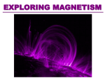 EXPLORING MAGNETISM What is a Magnet?