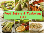 Food Safety & Toxicology (II)