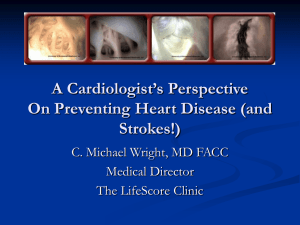 A Cardiologist's Perspective On Preventing Heart Disease