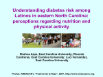Understanding diabetes risk among Latinos in eastern North