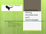 Spatial Data Mining Architecture and Technologies PPT