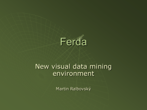 Ferda - Knowledge Engineering Group