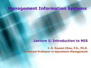 Introduction to Database Management Systems - Jui