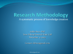 Topic Call - Bava Research methodology-1ppt