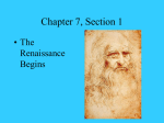Chapter 7, Section 1