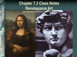 Chapter 7.3 Class Notes
