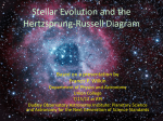 Stellar Evolution and the Herzsprung-Russell Diagram