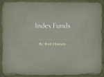 Index Funds - University of Arkansas
