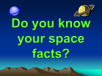 Is the sun a star? - Primary Grades Class Page