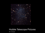 Hubble Photographs