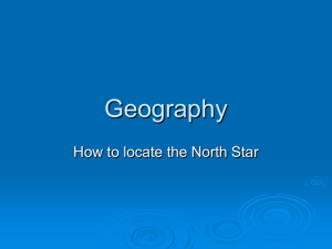 How to Find the North Star ppt