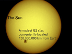 24 The Sun - Solar Physics Group