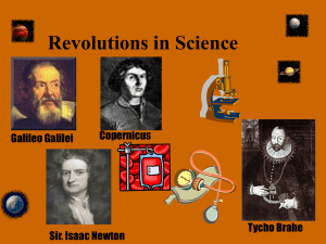 Science In The Renaissance!