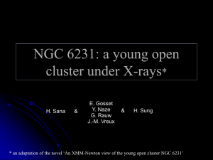 NGC 6231: a young open cluster under X-rays