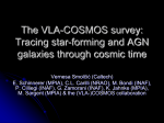 The VLA COSMOS Survey