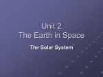 Part5Unit2TheoryofSolarSystem