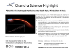 Chandra Science Highlights - Chandra X