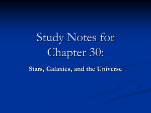 Chapter 30 Study Notes