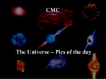 CMC The Universe – Pics of the day 1. Neutron Star A Neutron Star