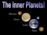 Inner Planets Power Point