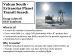South Pole Extrasolar Planet Search