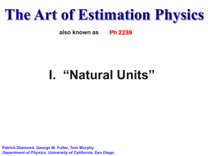 PowerPoint - UCSD Department of Physics