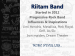 Riitam Band Profile
