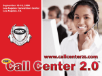 "Fonolo and The Call Center Using ""Deep Dialing"" to"