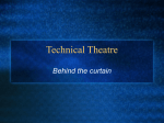 Technical Theatre