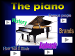 Piano topic