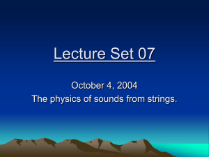 Lecture Set 07