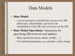 Database Systems Chapter 2