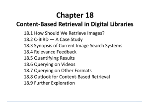 Fundamentals of Multimedia, Chapter 18