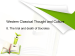 Western Classical Thought and Culture